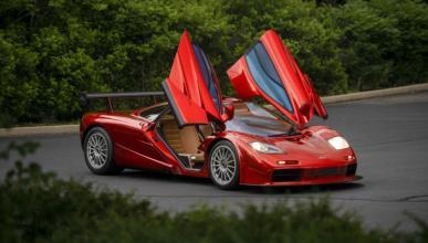Los 5 mejores coches con motor de F1