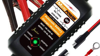 Cargador de batería Motopower