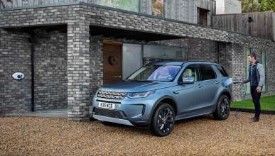 Así es el nuevo motor híbrido de Land Rover de 3 cilindros