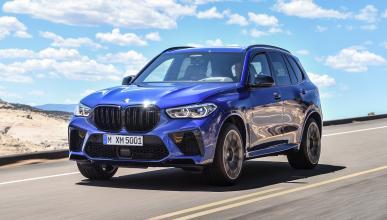 Probamos el BMW X5 M 2020