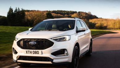 Ford Edge: ¿quedan unidades? ¿Cuánto cuestan?