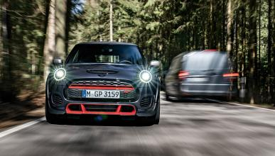 prueba del Mini John Cooper Works GP 2020