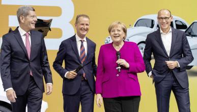 Alemania baja el IVA a los coches, pero deja fuera a los diésel y gasolina