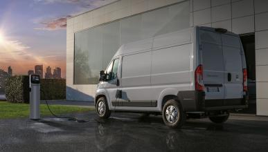 Fiat E-Ducato: el comercial eléctrico de la nueva era