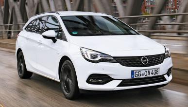 Probamos el Opel Astra Sports Tourer 1.5