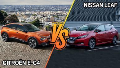 Citroen e-C4 o Nissan Leaf