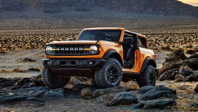 Ford Bronco España