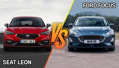 Ford Focus vs Seat Leon equipamiento