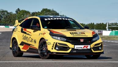 Honda Civic Type R Limited Edition WTCR Safety Car