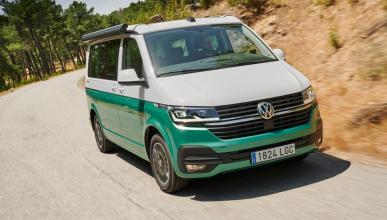 7 virtudes y 3 defectos de la Volkswagen California Beach Tour