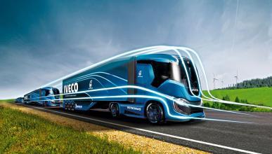 camiones del futuro