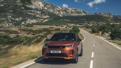 Nuevo Land Rover Discovery Sport 2021