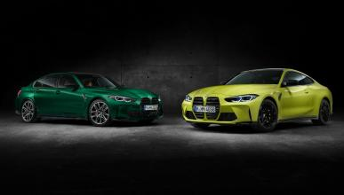 BMW M3 2021 y BMW M4 2021