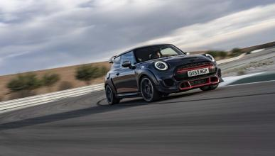 Prueba Mini John Cooper Works GP 2020