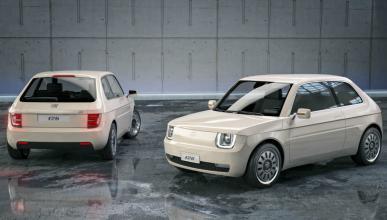 El Fiat 126 resucita como urbano eléctrico