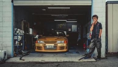 Kazuhiko Nagata: superó los 300 en una carretera abierta... en 1998