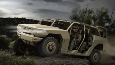 Kia fabrica vehículos militares y el próximo estará basado en el Mohave