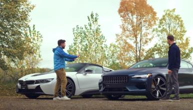 Polestar 1 2021 BMW i8 Roadster 2020