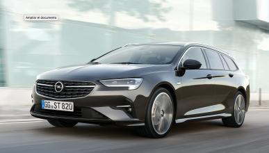 Prueba Opel Insignia 2021