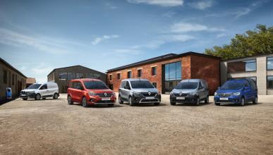 Renault Kangoo y Express 2021