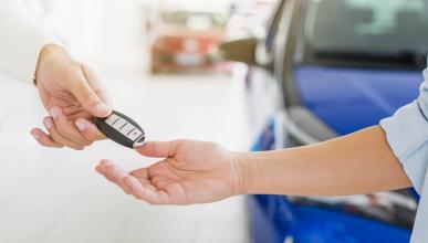 comprar coche renting
