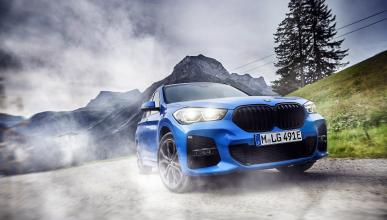 Prueba BMW X1 PHEV