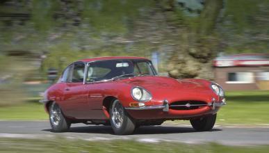 La increíble historia del Jaguar E-Type