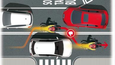 maniobra motoristas multa