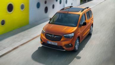 Opel Combo-e Life, la versión 100% eléctrica del comercial compacto de la marca alemana