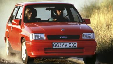Opel Corsa GSi A
