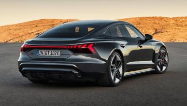 Los 3 peores rivales del Audi e-tron GT quattro