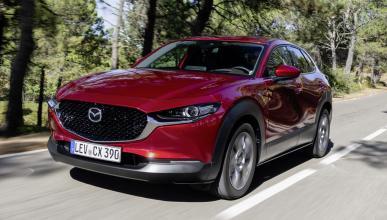 Mazda e-Skyactiv X: un motor con más potencia y menos consumo