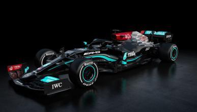 Mercedes F1 W12 2021