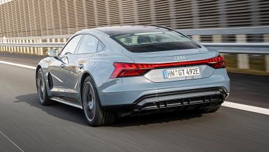 Prueba del Audi e-tron GT