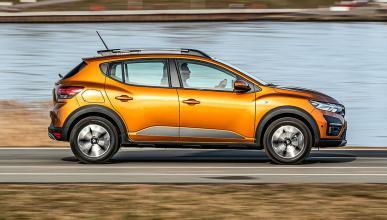 Prueba del nuevo Dacia Sandero Stepway