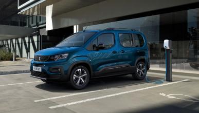Precio Peugeot e-Rifter