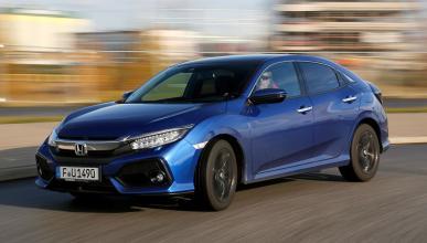 Test duración Honda Civic