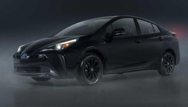 Toyota Prius Nightshade special edition vista delantera