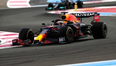 Max Verstappen GP Francia F1 2021