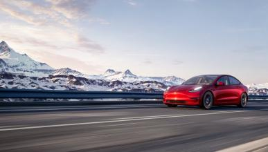 Afecta la temperatura a la autonomía real Model 3 frío