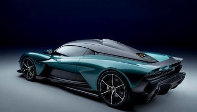 Aston Martin Valhalla híbrido