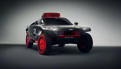 Audi RS Q e-tron Dakar 2022