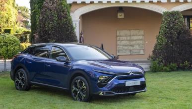 Citroën C5 X, 5 virtudes y dos defectos