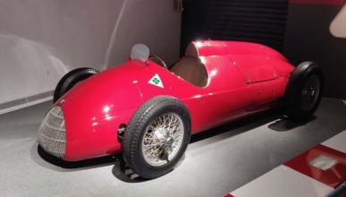 Galería Alfa Romeo Tipo 512 de Wifredo Ricart, el primer f1 moderno