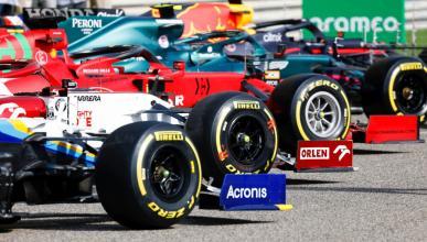 Neumáticos F1