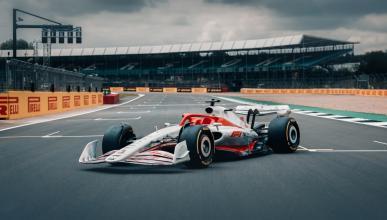 Nuevo coche F1 2022