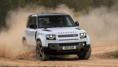 Prueba Land Rover Defender V8