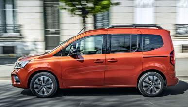 Prueba Renault Kangoo 2021