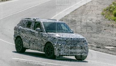 Range Rover Sport 2022 fotos espia