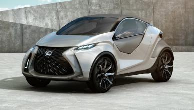SUV pequeño Lexus